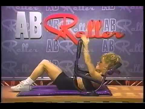 watch ab roller abs workout ab roller exercises youtube. Black Bedroom Furniture Sets. Home Design Ideas