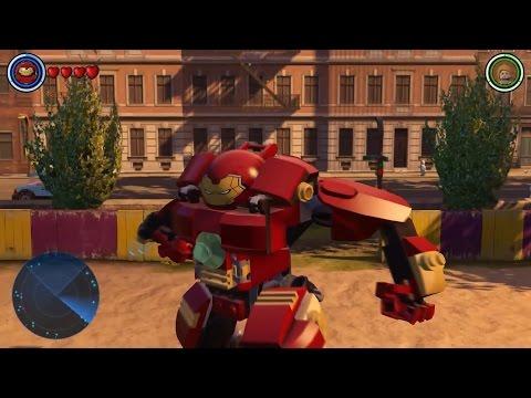 Лего Мстители Железный человек. LEGO Marvel's Avengers Iron Man