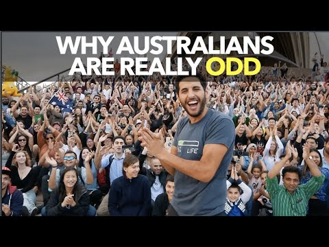 Why Australians Are Really Odd