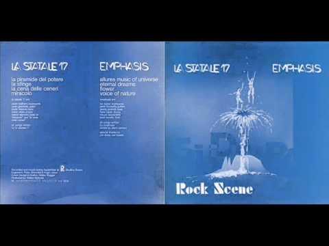 LA STATALE 17 / EMPHASIS - SÜDTIROL ROCK SCENE (1978)