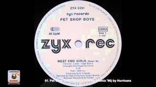Pet Shop Boys - West End Girls (Remix