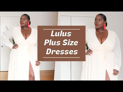 Lulus Plus Size