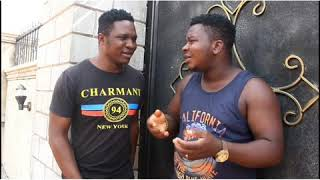 When armed robber attack an Igbo man and his friend (LaughPillsComedy)