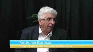Candid Comments with SICM - Guest: Rev. Dr. Alex Elias Awad
