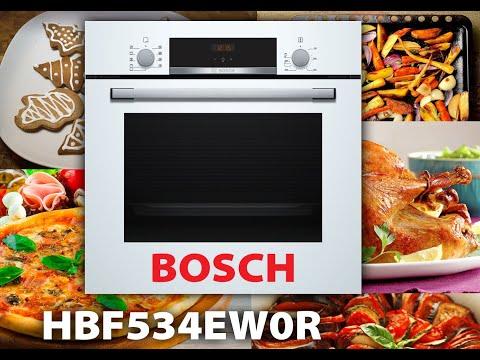 Bosch HBF534 то чего вы не узнаете в магазине