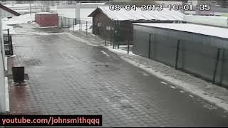من أخطر المافيا  في روسيا  لحضة  هجوم  شاب بالاسلحة  نارية   على  زعيم  المافيا  Caustrado