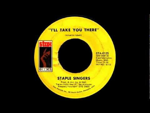 The Staple Singers   I'll Take You There Full Length Version