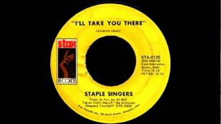 {The Staple Singers} I'll Take You There Relaxing My Mind My People. Old School...