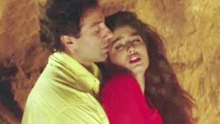 Repeat youtube video Dheere Dheere Chori Chori - Raveena Tandon, Sunny Deol, Imtihaan Romantic Song