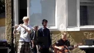 Gustav Viking och Domenic - Hallelujah (VÅRSHOW 09)
