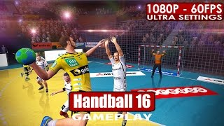 Handball 16 gameplay PC HD [1080p/60fps]