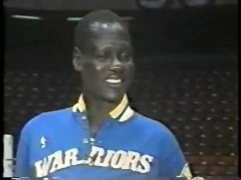 Don Nelson and Manute Bol Joke Around