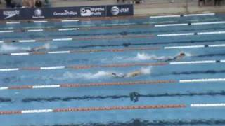 Austin Grand Prix 2009 - Womens 400m Freestyle Relay, Texas sweeps top 3 places