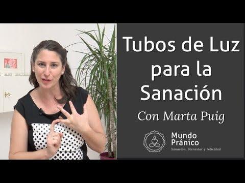 🌍 Tubos de Luz para la Sanación con Marta Puig · MUNDO PRÁNICO 🌍