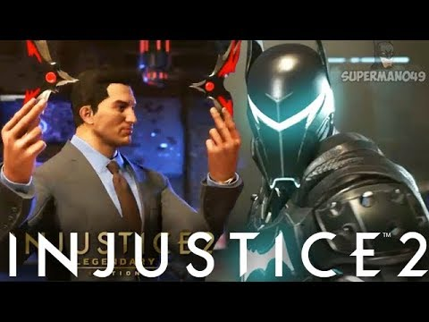 """Injustice 2: Amazing NEW """"BATMAN"""" EPIC Gear And Bruce Wayne Premier Skin First Look! (Injustice 2)"""