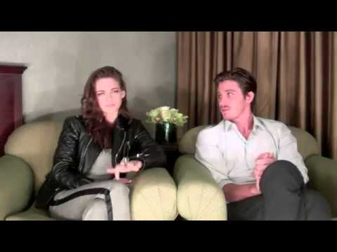 Kristen Stewart, Garrett Hedlund 'On the Road' TIFF 2012