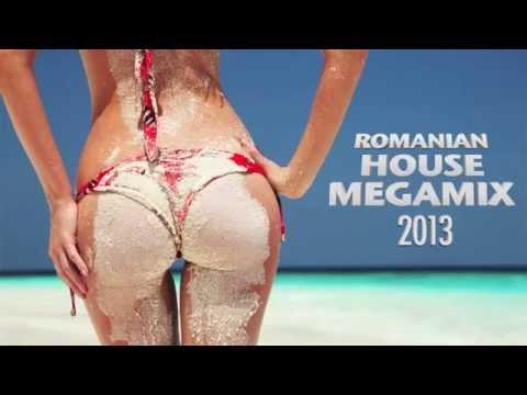 Romanian House Mega Mix - NYE 2014