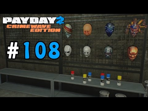 Three years later, you can finally customise your Payday 2 ...