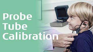 REM - Probe Tube Calibration