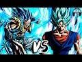 Gogeta vs Vegito. Aventureras Batallas De Rap De La Historia | Aden Rozen