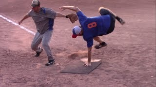 Coed Softball Game - Meredith Softball vs NBC Sports Group - Video Highlights - August 06, 2018