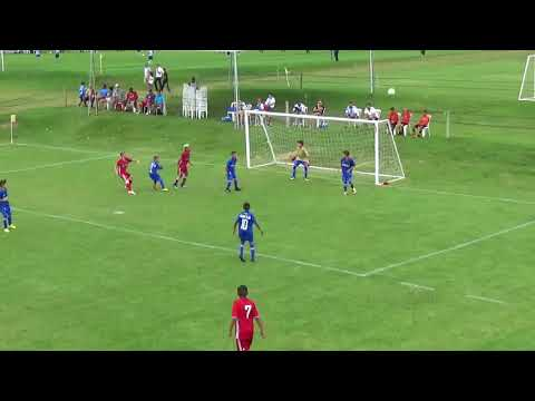 FC Dallas 07 Academy vs Cruzeiro  Go Cup 2018 Friendly1 1stHalf