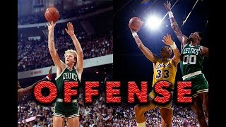TOP 10 OFFENSIVE PLAYERS OF ALL TIME