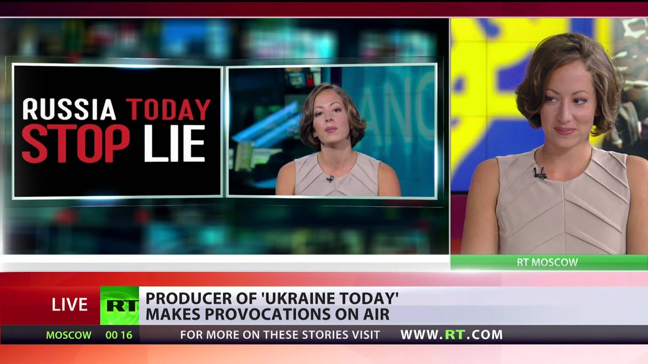 Ukraine Today Interview On RT - Business Insider
