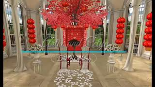 Avakin Life - Wedding Video of Celyn and Artix TB
