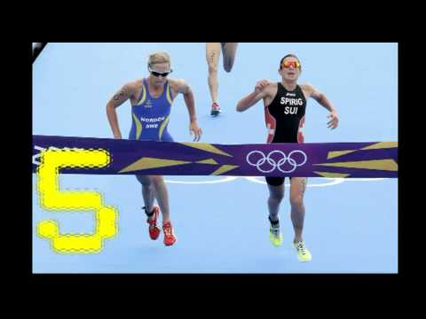 Top 10 sporting moments of London 2012 : BBC World News