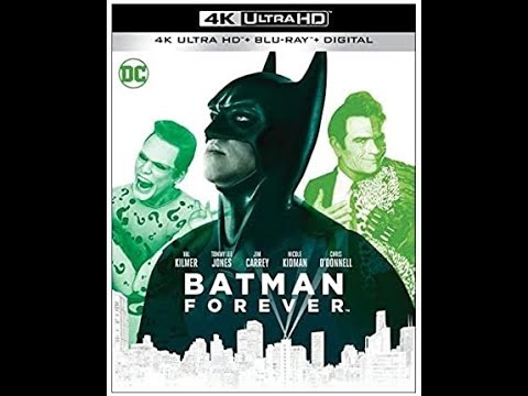 Download Opening To Batman Forever (1995) (2019) (4K Ultra HD) (Blu-Ray)