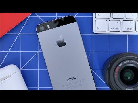 iPhone za 400 złotych? | iPhone 5s z iOS 12 (2018) + KONKURS