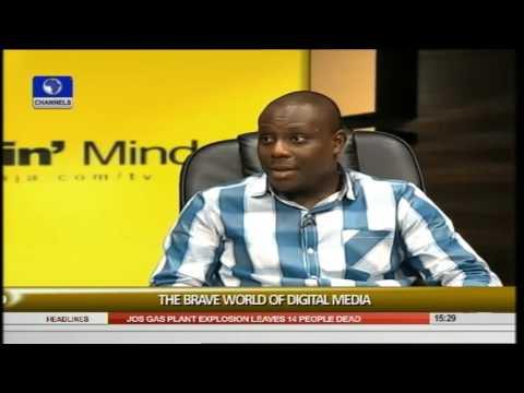 Rubbin Minds  Focus On The Brave World Of Digital Media    26 07 15 Part 1   YouTube