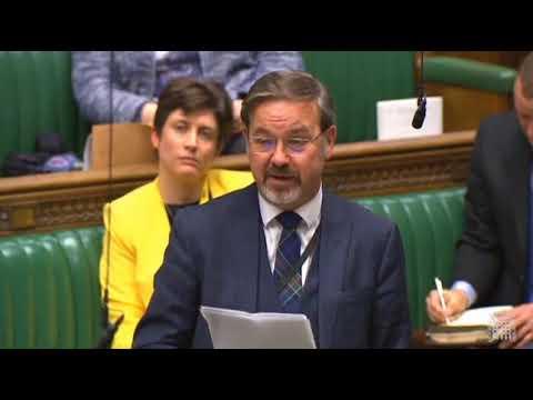 Ronnie Cowan MP - European Union (Withdrawal) Bill