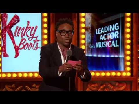 Acceptance Speech: Billy Porter (2013)