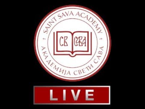 St Sava Academy Virtual Spring Program
