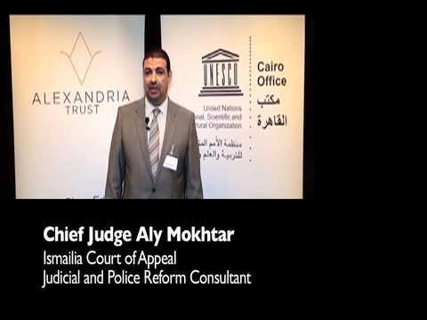 The Alexandria Trust, Cairo Conference, 2012.
