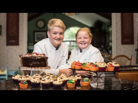 How Two Kids and Cake Rebuilt a Hospital
