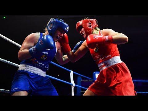 Dornálaíocht BEO: IABA Men's & Women's Senior Elite Championship 2019 BEO 22/11 | 17:30
