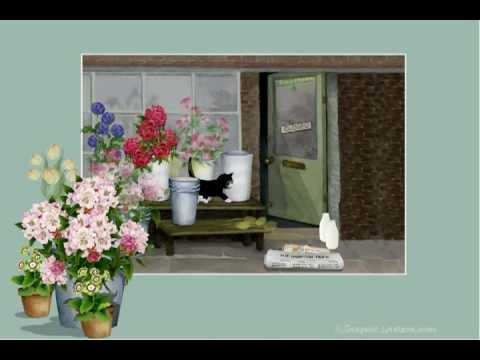 jacquie lawson the florist youtube