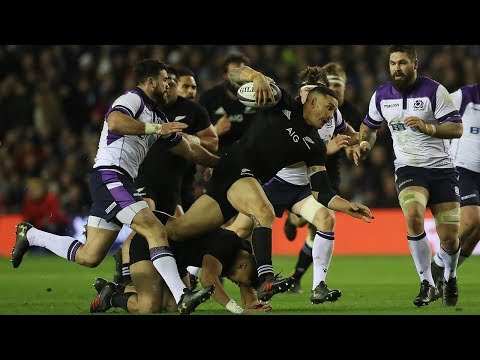 HIGHLIGHTS: All Blacks v Scotland