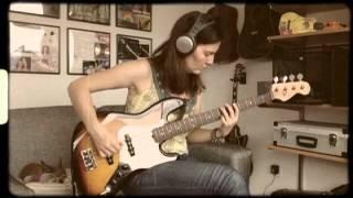 Catalina Villegas - Breña (A Perfect Circle) - Bass cover