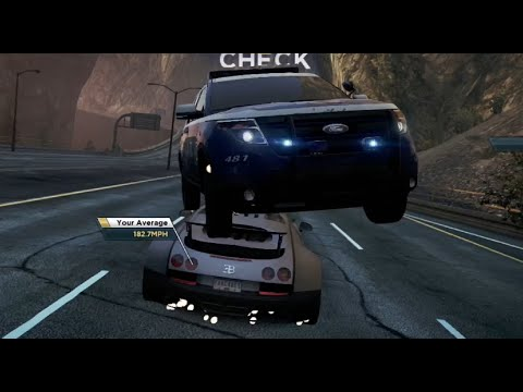 Need for Speed Most Wanted (2012) Funny Moments, Glitches, & Wrecks