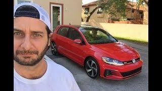 Volkswagen Golf GTI 2018 - Detalles en vivo