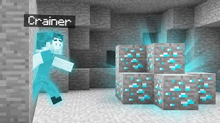 Playing MINECRAFT As A GHOST!