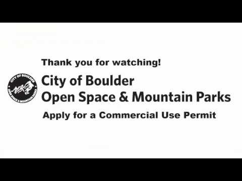 Commercial Use Permits