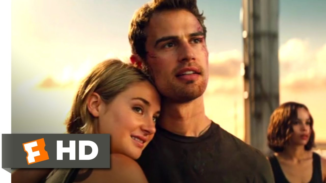 The Divergent Series Allegiant 2016 A Message From Tris Scene 10 10 Movieclips Youtube