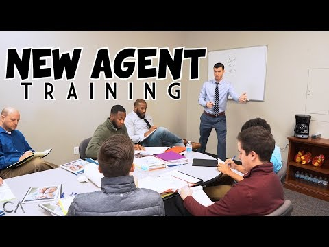 New Insurance Agent Training - Set, Sit, Sell!