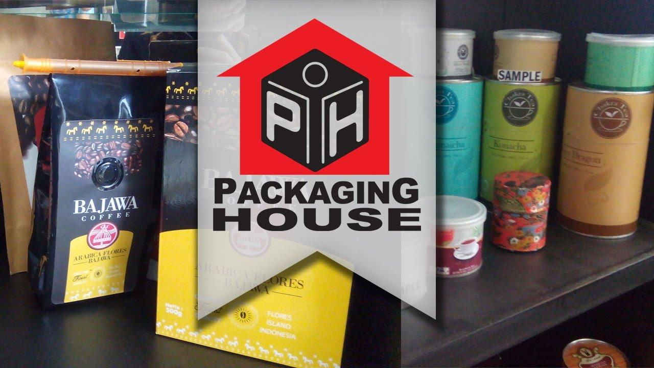 Aneka Kemasan Unik Produk Packaging House Untuk Makanan Dan