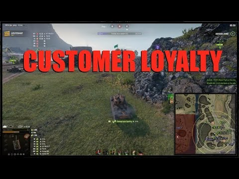 WOT - Customer Loyalty Program | #WorldofTanks